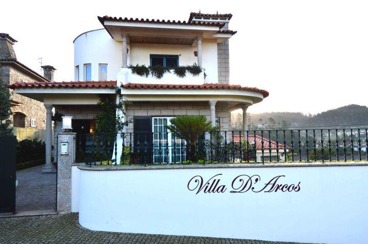 Vila d'Arcos ext